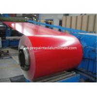 Buy cheap PE / PVDF / SMP 0.15 - 1.5mm Prepainted Galvanized Steel PPGI  for Warehouse product