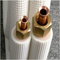 China Retekool Brand Low Price Insulated Double Coil Copper Tube for Air Conditioner System wholesale