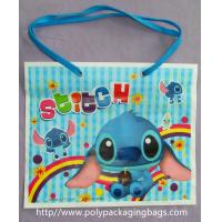 Buy cheap Poly Drawstring Bags / One Shoulder Backpack Custom Children'S Cartoon Picture product