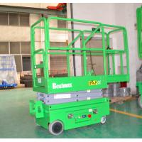 Buy cheap portable industrial mini self propelled lift for painting from wholesalers