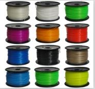 Buy cheap 1.75mm 3.0mm PLA filament for 3D printer product