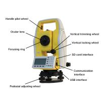 Electronic Reflectorless Total Station Zts 320 103430722