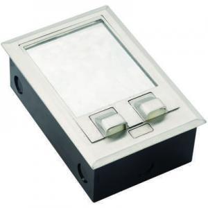 Buy cheap DCT-629/L Aluminum Open type floor box product