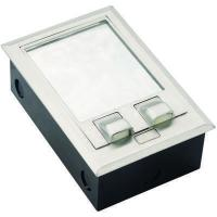 Buy cheap DCT-629/L Aluminum Open type floor box from wholesalers