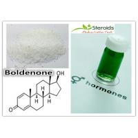 Buy cheap Raw Boldenone Anabolic Androgenic Steroids Compound Powder / Liquid Muscle Growth 846-48-0 product