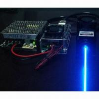 Buy cheap 473nm 600mW DPSS laser module, USD1900 product