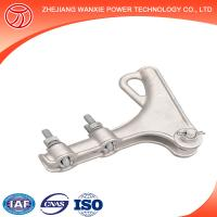 Buy cheap Overhead Line Fittings/NLD Malleable Galvanized Iron Strain Clamp product