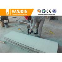 Buy cheap Buildings Insulated Fiber Eps Cement Sandwich Wall Panel Board Energy Saving from wholesalers