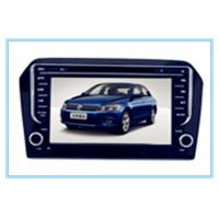 Buy cheap VW Two DIN 8'' Car DVD Player with gps/TV/BT/RDS/IR/AUX/IPOD special for Jetta 2013 product