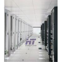 Buy cheap Computer Room Raised Access Floor Panels , Steel / Cement Raised Flooring Systems product