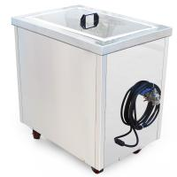 Buy cheap 38L Automatic Laboratory Ultrasonic Cleaner For Removing Biological Fluids product