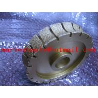 Buy cheap diamond profile wheels for stone product