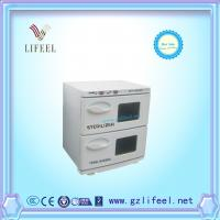 Buy cheap 2 in 1 UV sterilizer & hot towel warmer cabinet  beauty equipment product