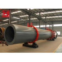 Buy cheap Cassava Dregs 1 Ton / Hour Sawdust Rotary Dryer product