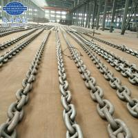 Buy cheap High Capacity  Special Chain , Anti Corrosive Stud Anchor Chain product