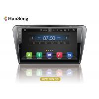 China HZC VW 35 Skoda Octavia DVD Player With Hd Display Full Touchscreen on sale