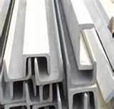 Buy cheap EN / ASTM Hot rolled steel channel dimensions Q345, A36 for low temperature resistant product