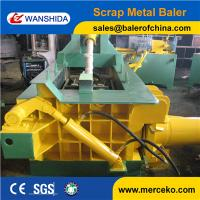 Buy cheap Small power and high efficiency Scrap Metal Baler with hand value product