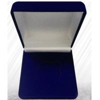 Buy cheap Heart Coin box jewelry velvet box from wholesalers