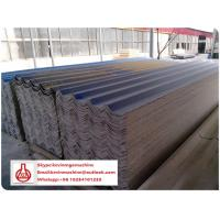 Buy cheap Fireproof Corrugated Roof Tile Making Machine Decorative Roof Sheet Forming Machine product