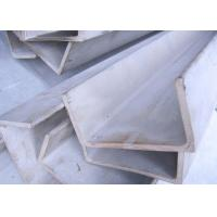 Buy cheap Painted Surface 304 / 310S Stainless Steel Channel With Selectable Length product