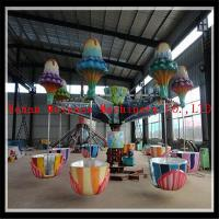 Buy cheap Amusement park attractions happy jellyfish ride for children and adults product