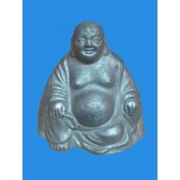 Buy cheap Varnishing / Etch / Polished Stainless Steel Metal Craft - Buddha Crafts Eco - Friendly product