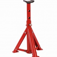 Buy cheap Garage Car Repair 2 Pieces Portable Light 3 Ton Steel Jack Stands Foldable product