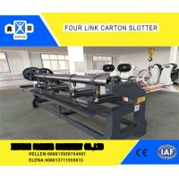 Buy cheap 2000mm Carton Making Machine Four Link Automatic Corrugated Box Making Machine from wholesalers