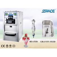 Buy cheap Soft Served Yogurt Frozen Ice Cream Making Machine Counter Top Commercial Grade product