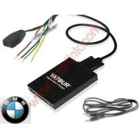 Buy cheap Car Audio Interface for BMW 17-pin Round (MP3 USB SD AUX ) product