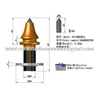 China Long Service Life Concrete / Road Milling Bits Of Road Surface Profiling wholesale