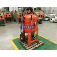 China Water Abrasive Vapour Blasting Machine / Wet Vapor Blasting Equipment on sale