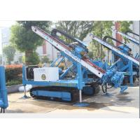 Buy cheap XITAN MDL-150D Crawler Anchor Drilling Rig (Water well drilling machine Piling single/double/triple tube) from wholesalers