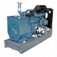 China Doosan Powered Diesel Generator Set with Global Warranty, 45 to 520kW Cover Output Power Range on sale