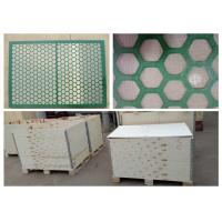 Buy cheap Oil drilling Approve API FSI 5000 Shale Shaker Screen for Solid Control product