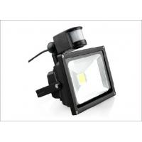 Buy cheap PIR LED Flood Lights 10W 220V 230V CE ROHS Approval  Epistar Bridgelux Chip  Parking Lighting from wholesalers