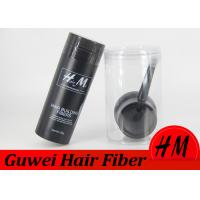 Buy cheap Natural Plant Fiber Keratin Hair Building Fibers 3g / 12g Bottle product