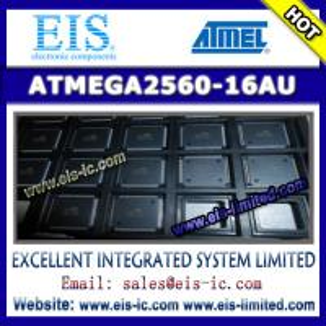 Buy cheap ATMEGA2560-16AU - ATMEL - 8-bit Microcontroller with 64K/128K/256K Bytes In-System Program product