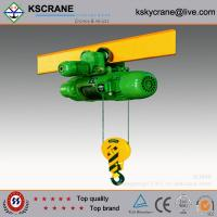 China Attractive and reasonable price CD Model Lifting Monorail Hoist on sale