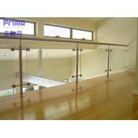 Buy cheap Stainless Steel Glass Railing product