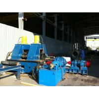 Buy cheap Industrial Steel Flange Straighting Machine for H Beam Cutting product