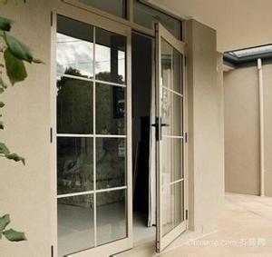 Portes et fenêtres en aluminium de l'upvc de Cutomized/PVC