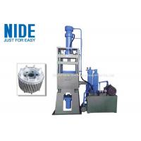 Buy cheap Aluminum Armature Rotor Casting Machine , Die Casting Equipment Plc Controlled product