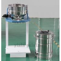 Quality Continuous Type Powder Sieving Machine , Stainless Steel Industrial Powder Sifter for sale