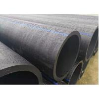 China DN20mm-1800mm long life hdpe pipe Lining fittings good resistance to rapid crack pass on sale