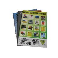 Buy cheap Saddle Stiched Magazine Printing product