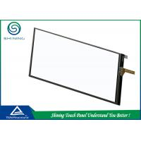 "4.5"" Basic Structure Single Din Touch Screen 4 Wire Resistive Dust Free"