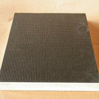 Quality 18mm black film faced plywood for construction for sale