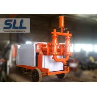 Colored Hydraulic Cement : Fully hydraulic cement mortar pump mobil concrete